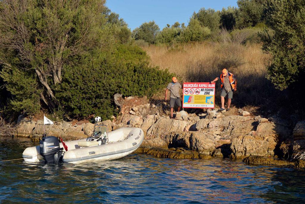 Akdeniz Koruma Derneği ile Gökova Körfezi güvende