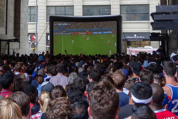Dünya Kupasında  Antalya arttı, İstanbul düştü