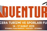Adventure Turkey 14 – 17 Şubat'da