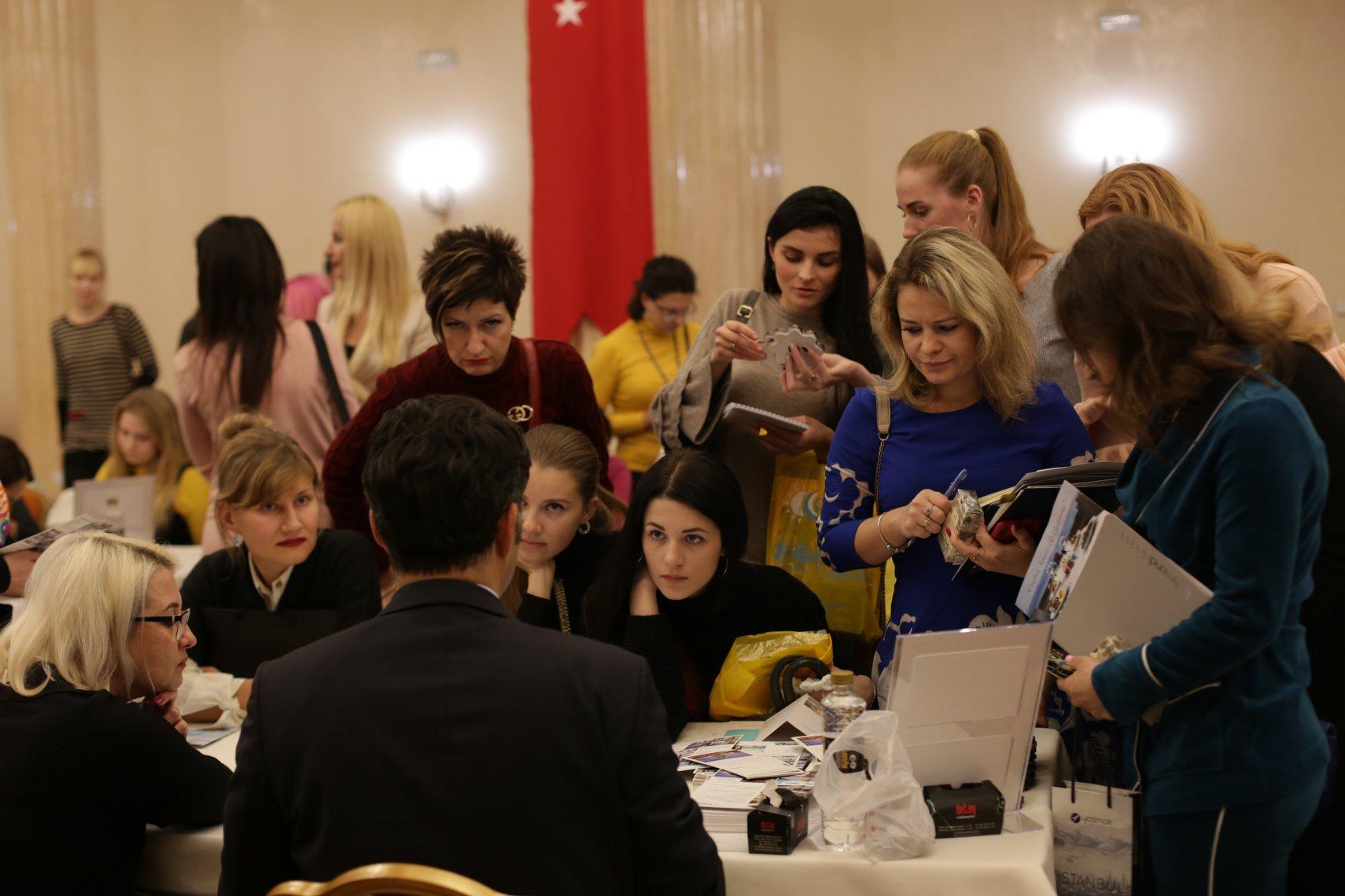 Ukraynalı turistin tercihi Türkiye