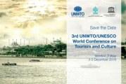 Dünya Turizm ve Kültür Konferansı bugün İstanbul'da başlıyor