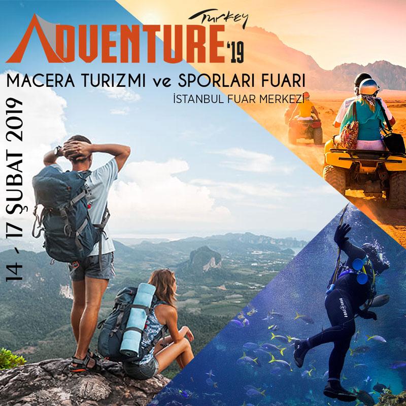 Adventure Turkey 14 Şubat'ta