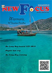 New Focus Travel Magazine March April 2019
