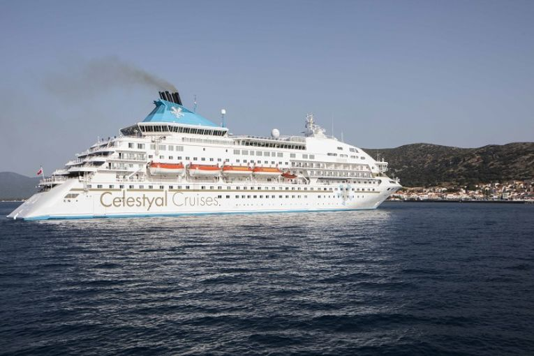 Celestyal Cruise Crystal Samos
