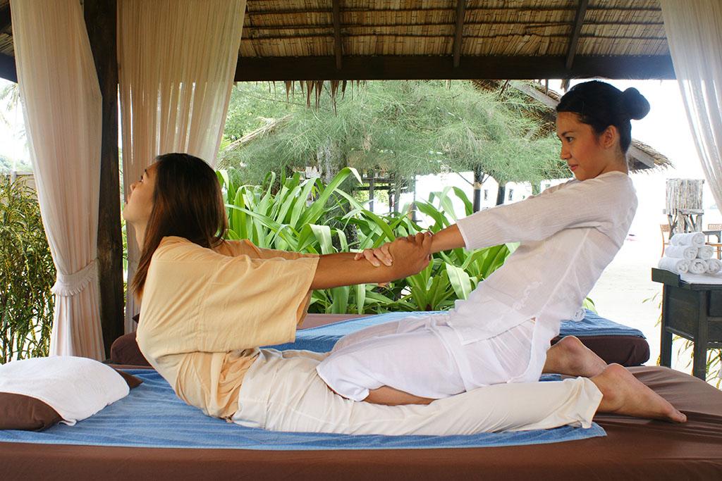 Koh Chang masaj