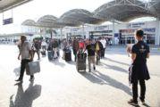 Delhi'den Antalya'ya ilk kış sezonu VIP grup charterı geldi