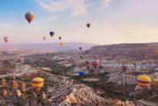 Kapadokya 11 ayda 3 milyon 662 bin 591 turiste ulaştı