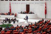 Bütçe mecliste kabul edildi, Bakan neler dedi