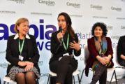 Davos Zirvesi'nde ülkemizi bir Türk kadını temsil etti