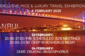 İstanbul'da Lüx turizm etkinliği