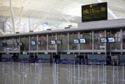Havaalanları çöktü!