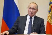 """Putin: """"uluslararası turizm fiilen durdu"""""""