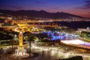 İzmir'in ilk 8 ay turist girişleri