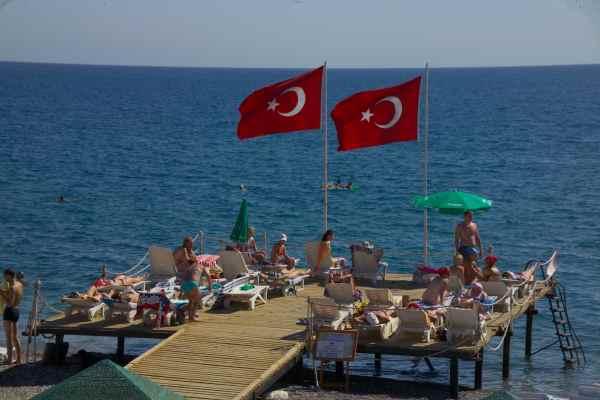 Türkiye deniz tatili