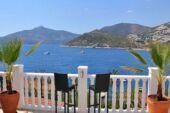 Tatil yörelerinde talep kiralık yazlıklara