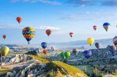 Kapadokya 7 ayda 419 bin 905 turist ağırladı