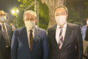 İzmirli turizmciler TBMM Başkanına sorunları aktardı