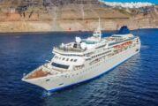 Kruvaziyer turizminde Türk gemisi