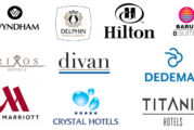 Türkiye'de otel ve oda sayılarının liderleri