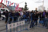 İstiklal caddesi belirli sürelerle kapatıldı