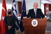 Yunanistan dostluk mesajları verdi