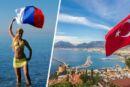 Turist geçen yıla göre arttı ama 2019'a göre hala düşük