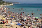 4 ayda gelen turist 2.7 milyona geriledi
