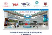 TÜROB'dan Azerbaycan ile online Workshop