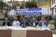 Afyon Turizm ve Lezzet Festivali Ekim ayında