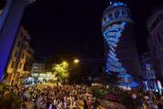 Beyoğlu Kültür Yolu Festivali, 29 Ekim-14 Kasım arasında
